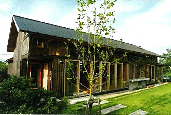 柿林の家1