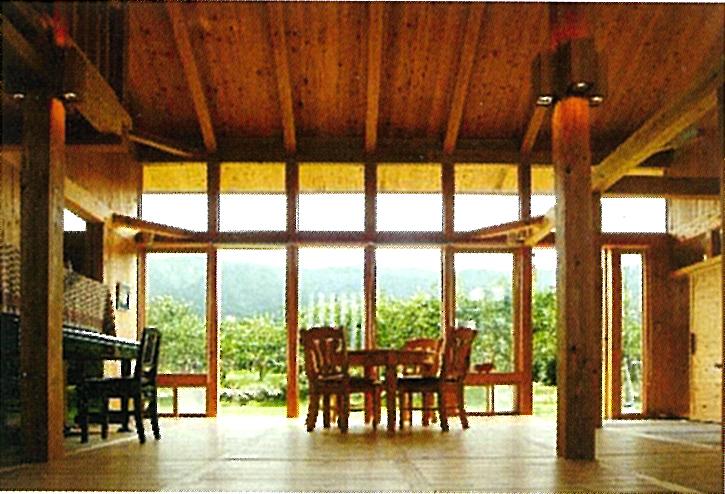 柿林の家2